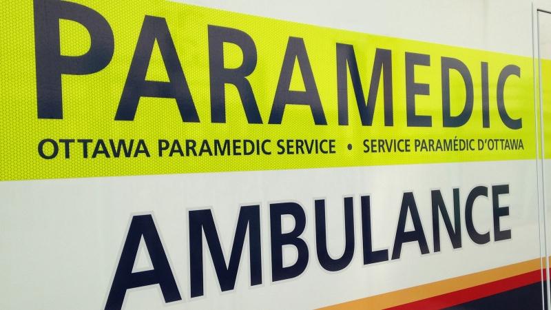 Ottawa Paramedic, Ambulance