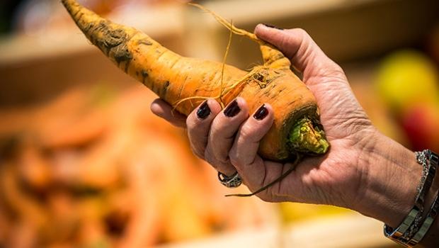 Intermarche misshapen carrot