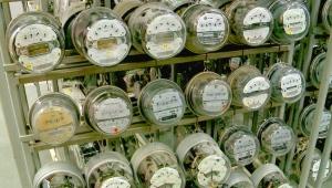 SaskPower meters
