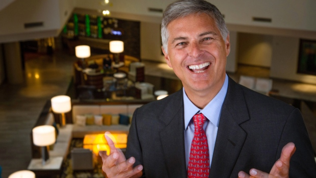 Hilton CEO Chris Nassetta