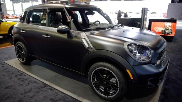 Mini Recalls 35k Cars In Us Canada Ctv News Autos