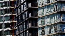 Vancouver condo building