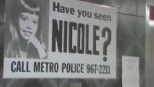 Nicole Morin disappearance video re-enactment