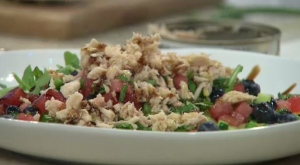 Summer Salads with Chef Darryl Fletcher
