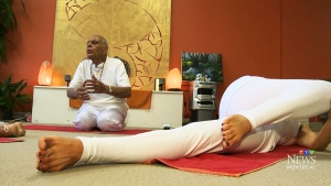 CTV Montreal: Yoga teacher helps cancer patients