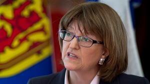Nova Scotia deficit
