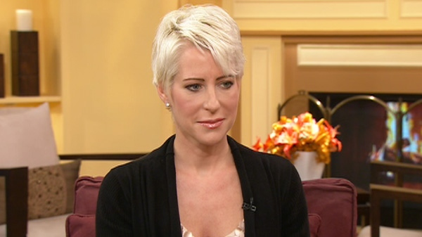 Sarah Symonds, an infidelity and relationship analyst appears on Canada AM, Wednesday, Jan. 11, 2012.
