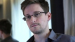 Edward Snowden, who leaked information from the U.S. National Security Agency, in Hong Kong on June 9, 2013. (AP / The Guardian)