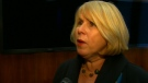 Health Minister Deb Matthews discusses the changes at at troubled ORNGE air ambulance agency on Wednesday, Jan. 11, 2012.
