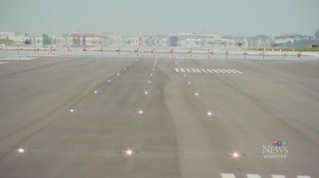 CTV Winnipeg: Runway project complete