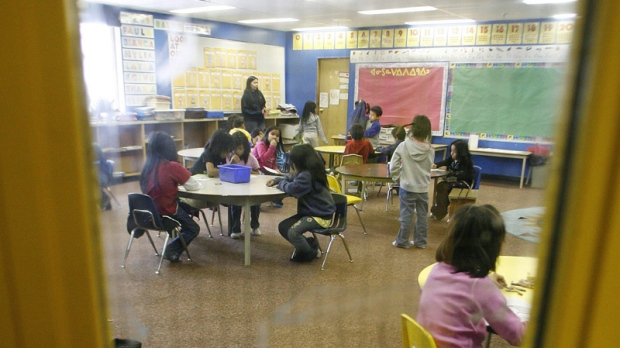 Ont  First Nations school nearly shuttered by mould | CTV News