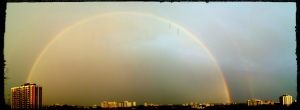 Rainbow! (Matt Brown/CTV Viewer)