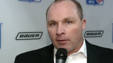 Kitchener Rangers' Head Coach Steve Spott speaks with CTV on Wednesday, Jan. 11, 2012.