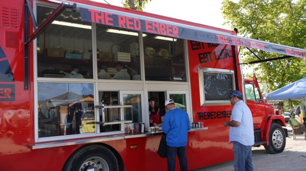 Mobile Food Trucks Edmonton