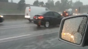 MyNews: Hail storm on Highway 404