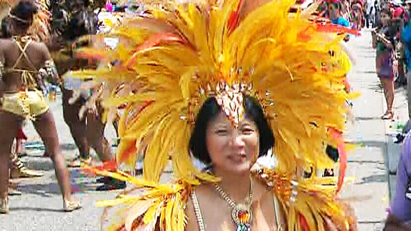 Red Deer Dump >> Caribbean Carnival: Colourful costumes on parade | CTV News