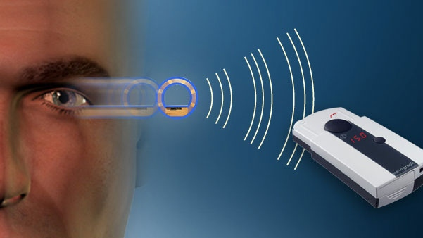 Eye pressure monitor could prevent glaucoma