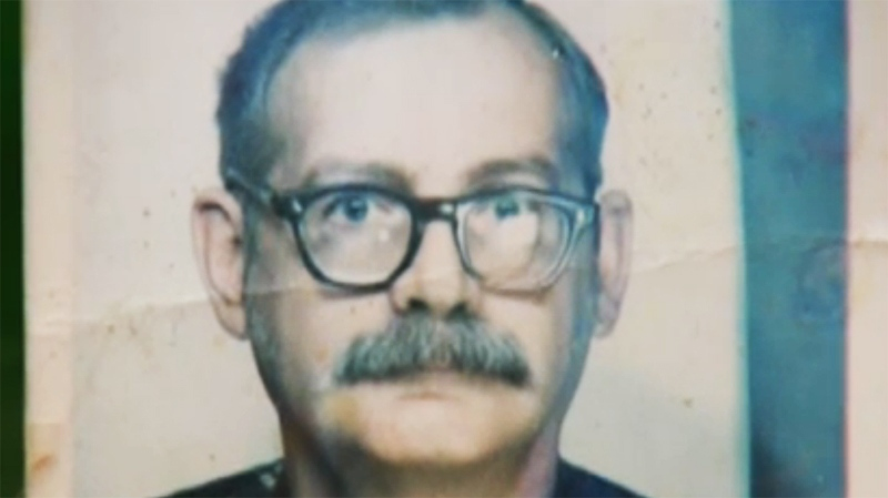 Ian Neville's body was found at the bottom of an elevator shaft just prior to Christmas.