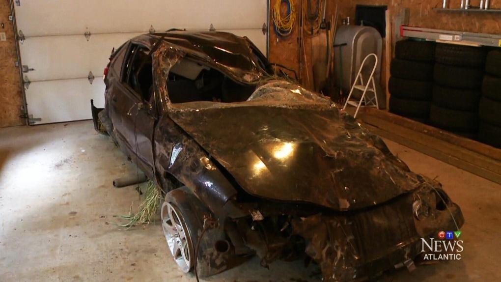 CTV Atlantic: P E I  teen dies in car accident | CTV News Atlantic