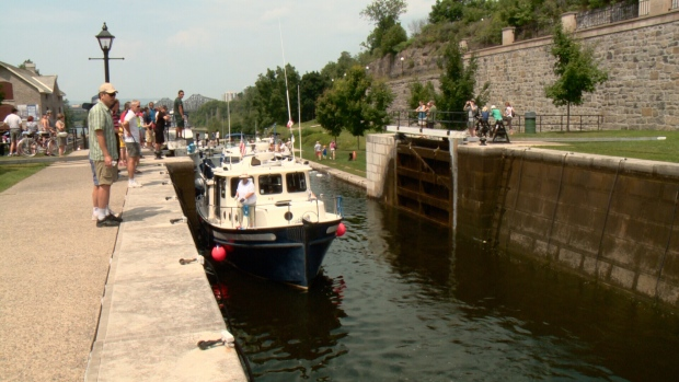 Parks Canada waives 2017 lockage fees for canals in Ontario, Quebec ...