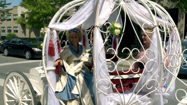 Ctv medieval wedding