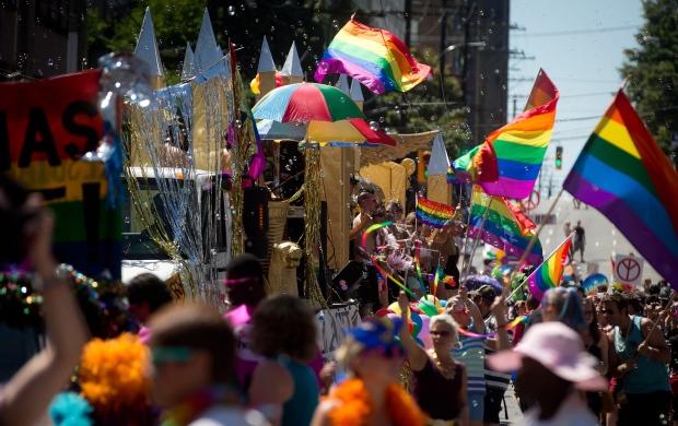 Vancouver pride 2014