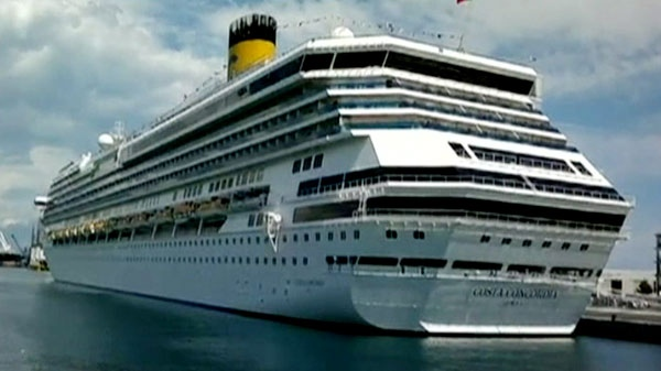 Fatality Reports After Cruise Ship Runs Aground Off Italy Ctv News