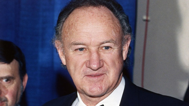 In this 1993 file photo, actor Gene Hackman is seen. Gene Hackman's publicist says the veteran Oscar-winning actor was briefly hospitalized after a vehicle bumped him from behind while he was riding a bicycle in the Florida Keys, Friday, Jan. 13, 2012. (AP Photo/File)