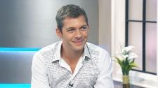 Author Romain Puertolas interviewed on Canada AM