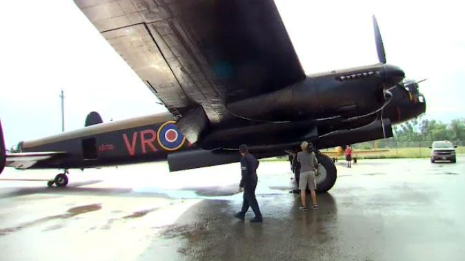 Lancaster plane to be flown to U.K.