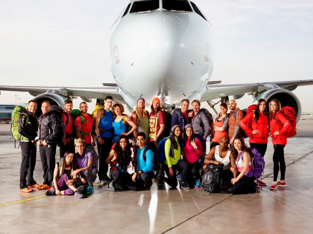 Cast of 'The Amazing Race Canada' Season 2