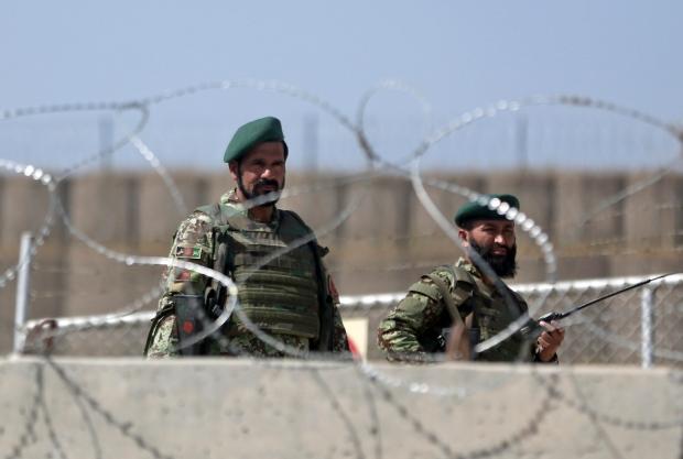 U.S. major general killed in attack on Afghan base
