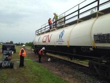 Rail emergency exercises