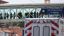 Ebola patient Nancy Writebol arrives in Atlanta