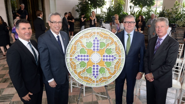 New coin a tribute to Casa Loma