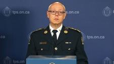 Toronto EMS Commander Roy Suthons