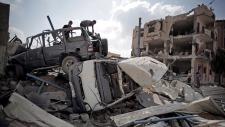 Israel-Hamas ceasefire