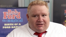 Rob Ford musical elects Sask. actor as mayor