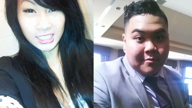 Family and friends have identified the two people who died at the VELD Music Festival in Toronto's Downsview Park as Annie Truong-Le (left) and Willard Amurao (right). (Facebook)