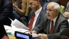Gaza talks begin at the UN General Assembly