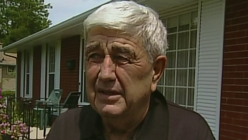 Former Ward 3 councillor Bernie MacDonald discusses his decision to return to politics in London, Ont. on Wednesday, Aug. 6, 2014. (Daryl Newcombe / CTV London)