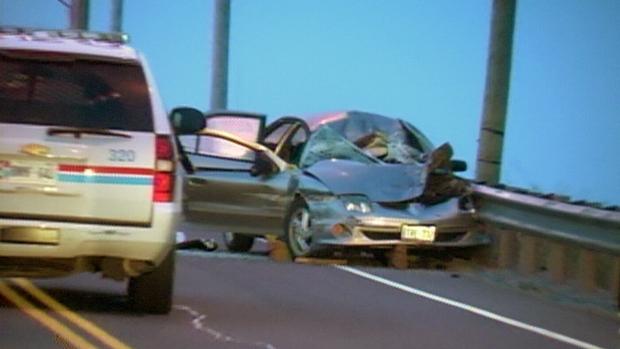 Niagara On The Lake Car Crash