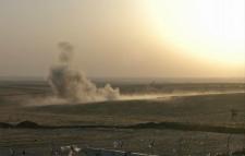 U.S. launches airstrike on Iraq