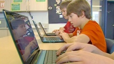 students; school generic; paperless classroom