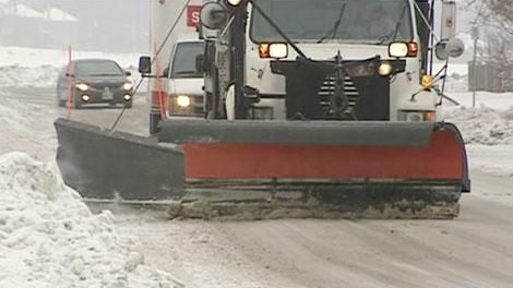 Ottawa snow.