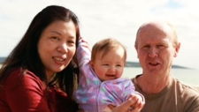 Couple says they were forced to abandon baby