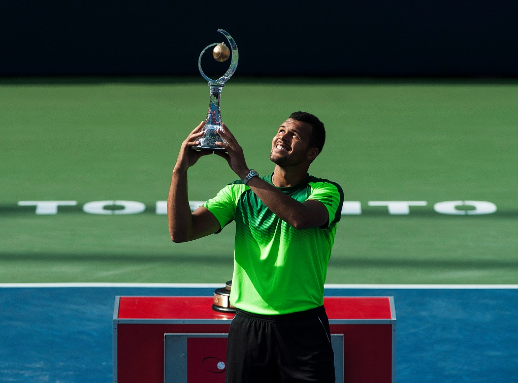 Road To The Rogers Cup Final Ctv News