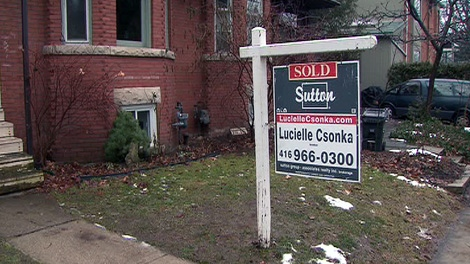 Toronto real estate sales have been brisk in the first two weeks of 2012.