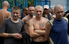 Donetsk jail