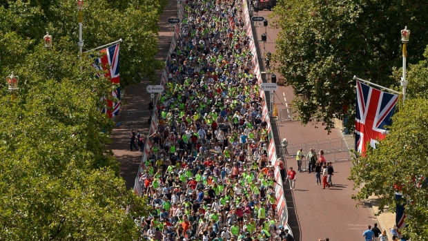 RideLondon Freecycle in London, England